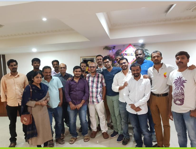 image 37 - Bangalore Seminar @ Apr 28 ,2019