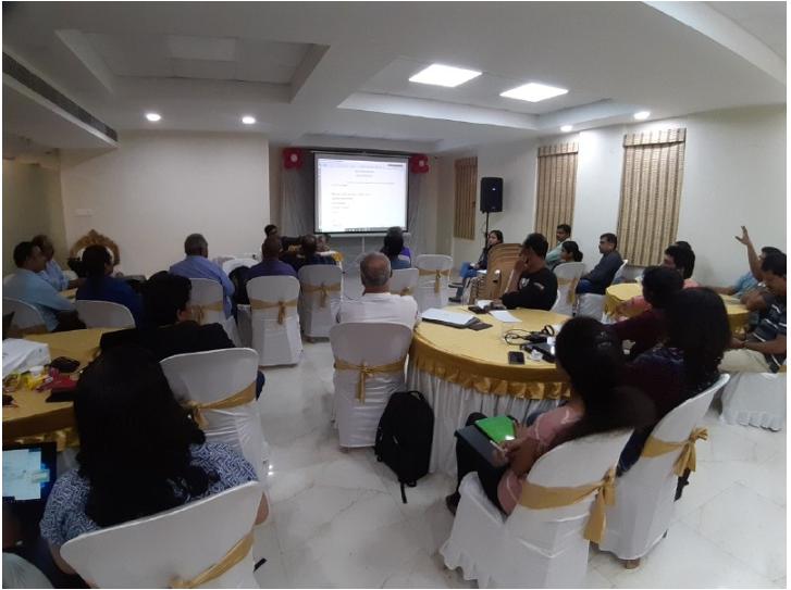 BangaloreAug18 - Bangalore Seminar - Aug 18, 2019